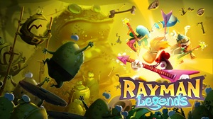 Guitar Rayman Rayman Legends 1920x1080 Wallpaper