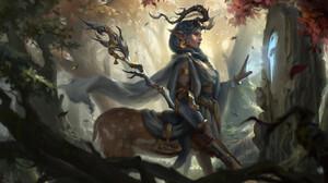 Artwork Fantasy Art Centaur 1920x1210 Wallpaper