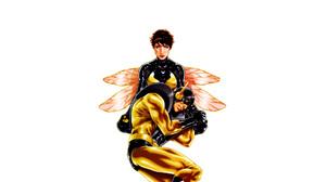 Wasp Marvel Comics 1920x1200 Wallpaper