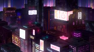 Pixel Art 2951x2028 Wallpaper