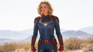 Brie Larson Marvel Comics 2700x1800 wallpaper