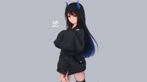 Girl Original Anime 2700x1578 Wallpaper