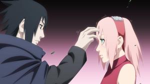 Sasuke Uchiha Sakura Haruno 2061x1578 wallpaper