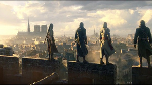 Video Game Assassins Creed Unity 1825x780 Wallpaper