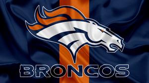 Denver Broncos Emblem Logo Nfl 2560x1600 Wallpaper