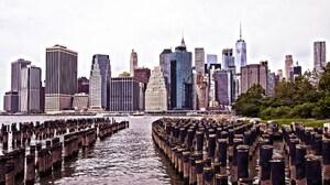 Brooklyn Bridge Park 3840x2160 wallpaper