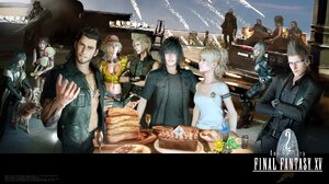 Final Fantasy Final Fantasy Xv Final Fantasy Xv Windows Edition Video Game 1920x1080 wallpaper