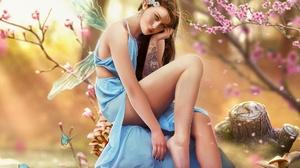 Fantasy Fairy 1920x1280 Wallpaper