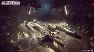 Star Wars Star Wars Squadrons 3840x2160 Wallpaper
