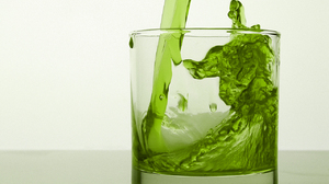 Drink Green 1280x1024 Wallpaper