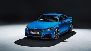 Audi Audi Tt Audi Tt Rs Blue Car Car Sport Car 4961x3720 Wallpaper