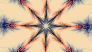Artistic Digital Art Kaleidoscope Pastel 1920x1200 Wallpaper