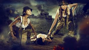 Cosplay Destruction Soldier War Warrior Weapon 1920x1280 Wallpaper