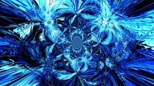 Abstract Blue 3264x2448 Wallpaper