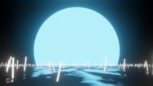 Artistic Moon 5037x2155 Wallpaper