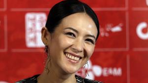 Actress Chinese Zhang Ziyi 2560x1600 wallpaper