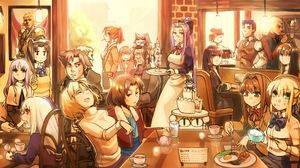 Fate Series Fate Stay Night Saber Sakura Matou Shirou Emiya Fate Hollow Ataraxia Illyasviel Von Einz 2000x1409 Wallpaper