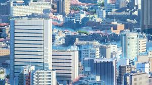 City 3035x2000 Wallpaper