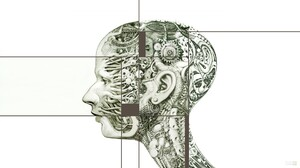Abstract Clockworks 1920x1080 Wallpaper