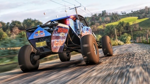 Forza Forza Games Forza Horizon 4 Vehicle Buggy Alumi Craft Alumi Craft Class 10 Race Car 4K Red Bul 3840x2160 Wallpaper