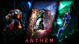 Anthem EA Games Javelins RPG Bioware Co Up Game 1920x1080 Wallpaper