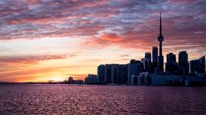 Man Made Toronto 3840x2400 Wallpaper