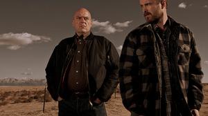 Aaron Paul Breaking Bad Dean Norris Hank Schrader Jesse Pinkman 1600x1200 Wallpaper
