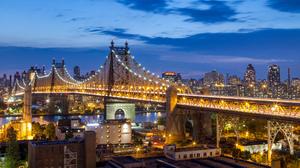 59th Street Bridge New York Queensboro Bridge 2048x1152 Wallpaper