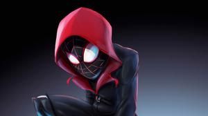 Spider Man Miles Morales 3840x2160 wallpaper