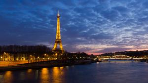 Man Made Eiffel Tower 2560x1600 Wallpaper