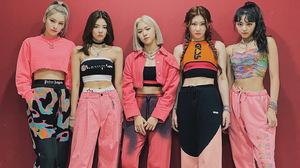Itzy K Pop Girl Band Korean Women Asian 1417x1684 Wallpaper