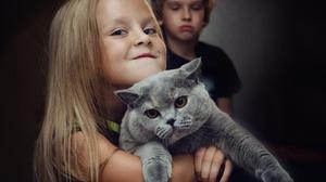 Cat Mood 2048x1365 Wallpaper