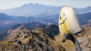 Far Cry Far Cry 5 Shovel Knight Hello Kitty Ultrawide 2560x1080 Wallpaper