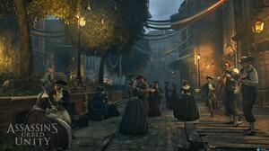 Video Game Assassins Creed Unity 4480x2520 Wallpaper