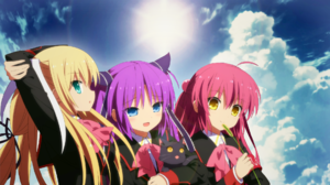 Anime Little Busters 1920x1080 wallpaper