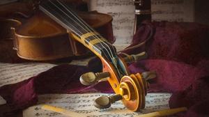 Music Violin 2048x1538 Wallpaper