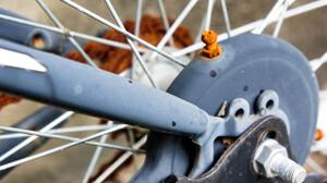Hefei Bicycle Rust 3344x2224 Wallpaper