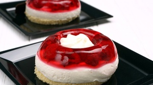 Raspberry Pastry Sweets Jelly 2048x1365 Wallpaper