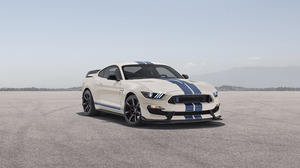 Car Ford Ford Mustang Ford Mustang Shelby Ford Mustang Shelby Gt350 Muscle Car Vehicle White Car 5400x3312 Wallpaper