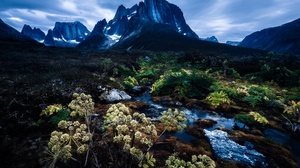 Mountain Nature Stream 2048x1363 Wallpaper