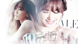 SNSD Kim Taeyeon Tiffany Hwang Jessica Jung Seohyun Girls Generation 1800x1200 Wallpaper