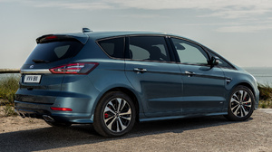 Car Ford S Max St Large Sized Car Multi Purpose Vehicle 1920x1080 Wallpaper