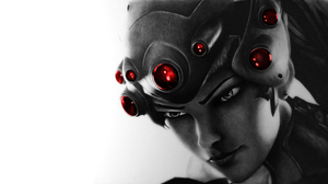Overwatch Widowmaker Overwatch 2356x1325 Wallpaper