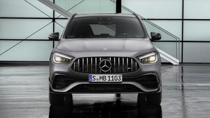 Car Mercedes Amg Gla Mercedes Benz Suv Silver Car Vehicle 6615x3721 Wallpaper