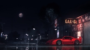 Ferrari 1920x1084 wallpaper