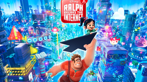 Ralph Wreck It Ralph Ralph Breaks The Internet Wreck It Ralph 2 Vanellope Von Schweetz 2500x1881 Wallpaper