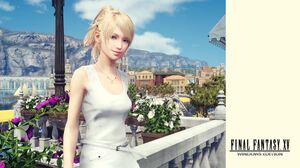 Final Fantasy Xv Windows Edition Lunafreya Nox Fleuret 1920x1080 wallpaper