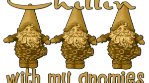 Cute Funny Gnome 1920x1440 Wallpaper