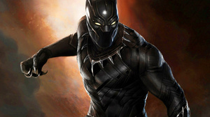 Black Panther Marvel Comics 2560x1600 Wallpaper