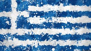 Flag Flag Of Greece 1920x1080 Wallpaper